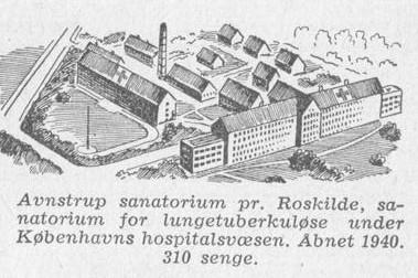 hornbæk sanatorium